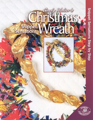 Snippet Sensations Christmas Wreath