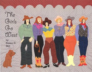 The Girls Go West